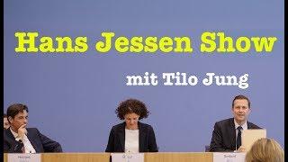17. November 2017 - Komplette Bundespressekonferenz