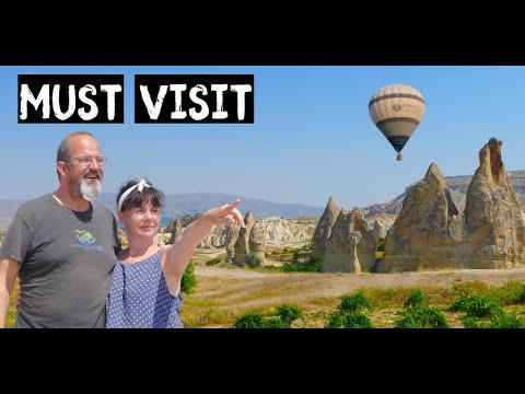 LOVING local life in CAPPADOCIA | Van Life TURKEY