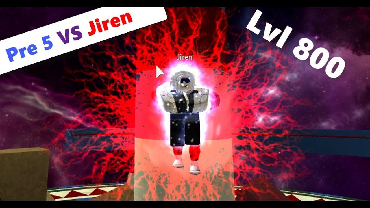 Prestige 5 VS Jiren (Hard Challenge)   DBZ Final Stand