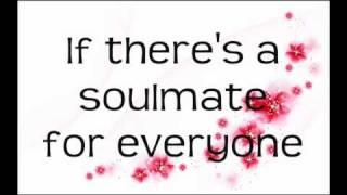 Natasha Bedingfield-Soulmate Lyrics.wmv