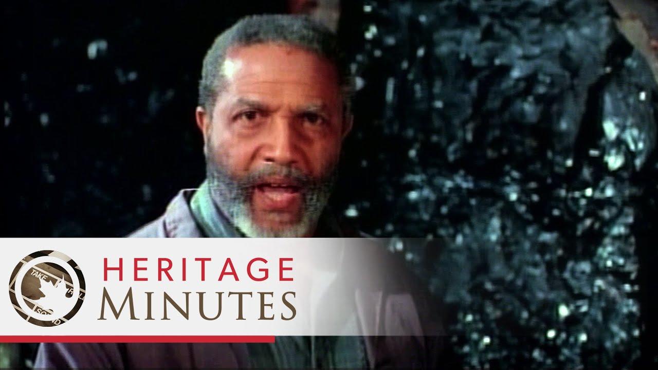 Heritage Minutes: Maurice Ruddick