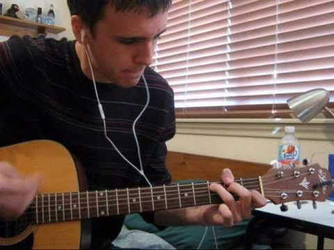 """""""Thinking About You"""" by Radiohead - Guitar - COVER"""
