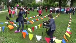 День защиты детей в посёлке Краснолесный - Часть 2