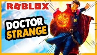ROBLOX INDONESiA | POWER DOCTOR STRANGE STRANGE 😂