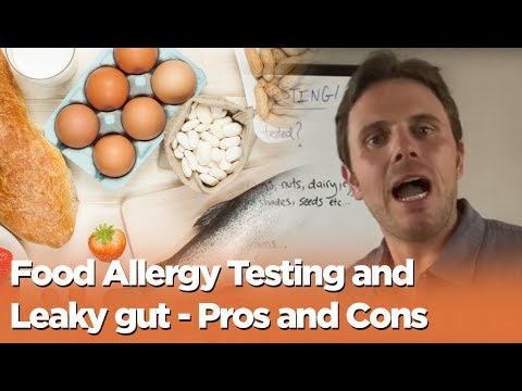 Food Allergy Testing and Leaky Gut - Pros and Cons