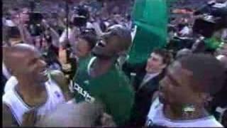BOSTON CELTICS 2008 NBA CHAMPIONS PART I HQ