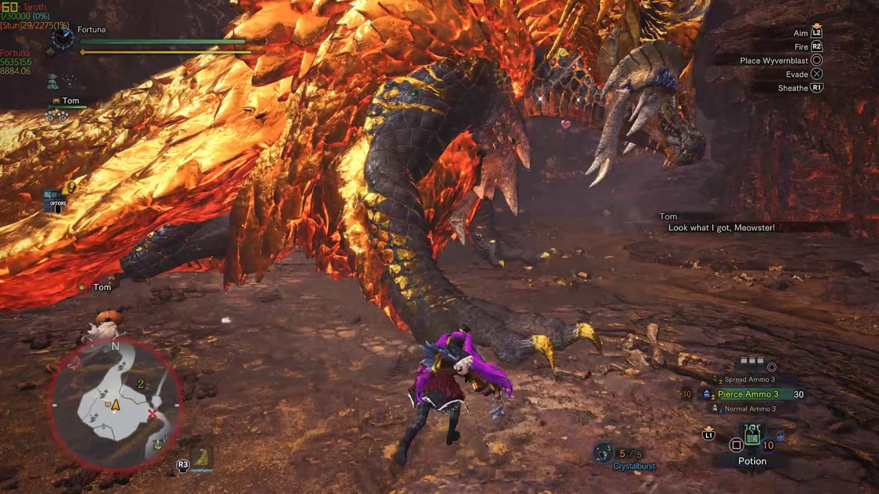 Monster Hunter World PC: Kulve Taroth Mythbusting with mods Part 2