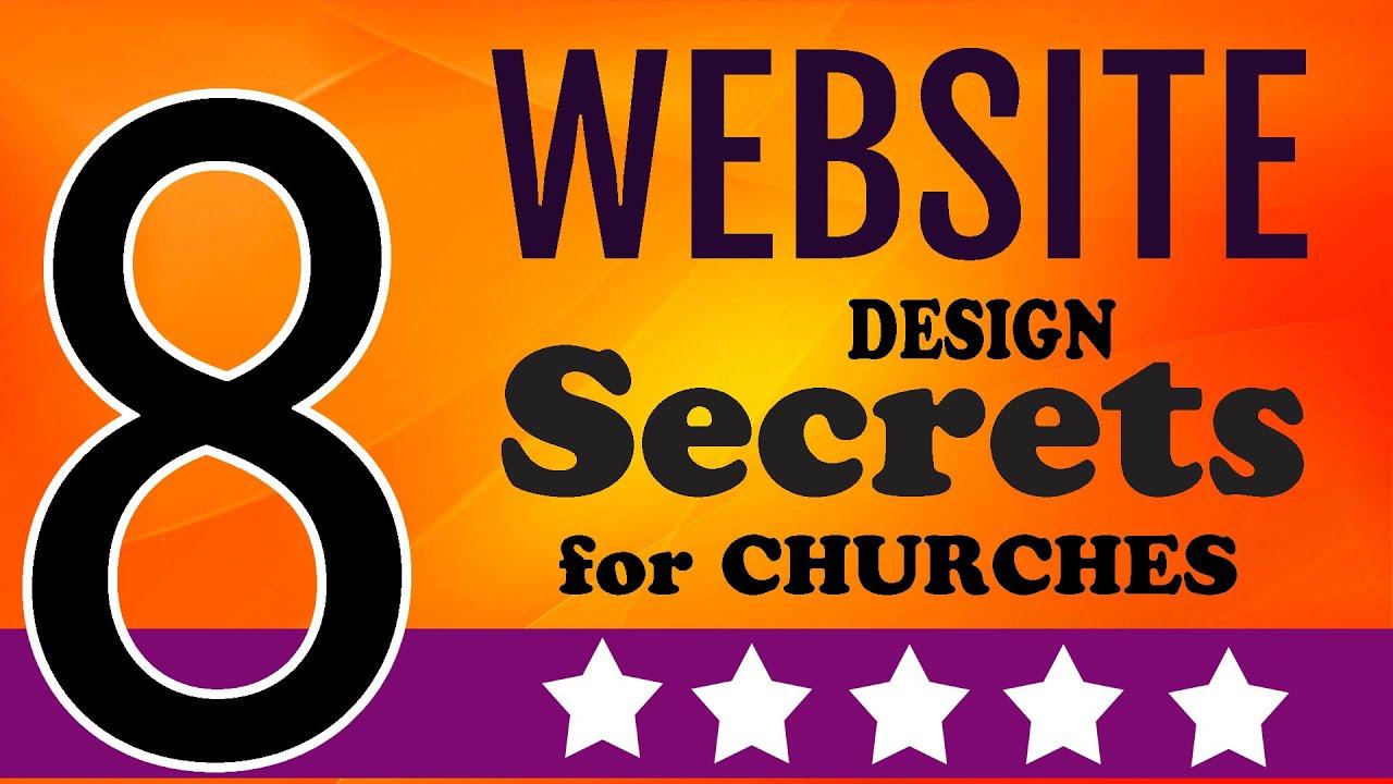 Website builder for churches - 8 Secrets Top church website builders use on websites for 2021.