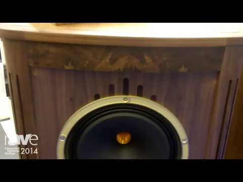 ISE 2014: Tannoy Shows Its Improved Range of Prestige GR Series Home Loudspeakers