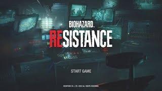 【LIVE録画】BIOHAZARD RESISTANCE β版