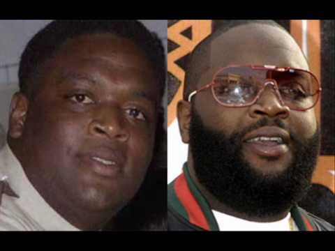 Rick Ross lying about being a cop