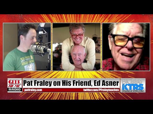 CLIP-Pat Fraley and Ed Asner VS Nazis
