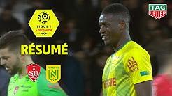 Stade Brestois 29 - FC Nantes ( 1-1 ) - Résumé - (BREST - FCN) / 2019-20