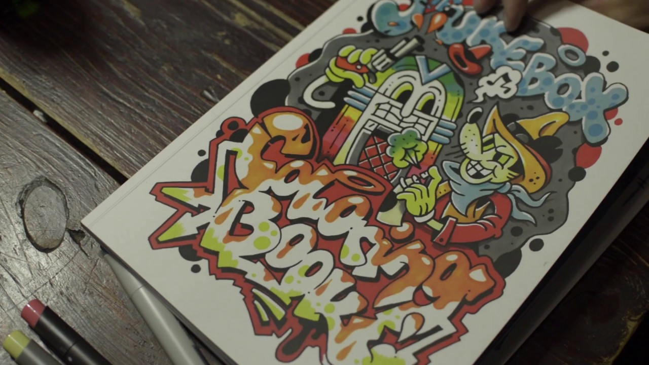 The Jukebox Coloring Book - YouTube