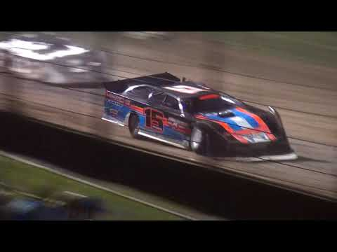 Mid Summer Madness Late Model Heat 3 West Liberty Raceway 8/11/18