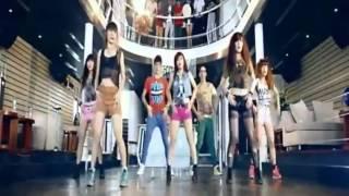 Gái xinh Việt Nam nhảy nhạc Hàn cực đỉnh Bài Lovey Dovey T Ara YouTube