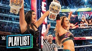The IIconics' defining tag team moments: WWE Playlist