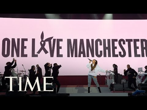 Memorial Service Honoring Victims On 1 Year Anniversary Concert Bombing In Manchester | LIVE | TIME
