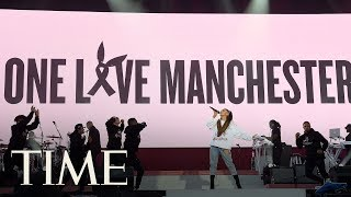 Memorial Service Honoring Victims On 1 Year Anniversary Concert Bombing In Manchester | TIME
