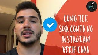 Como solicitar o selo de verificação no Instagram