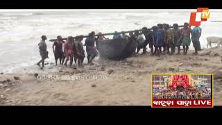 Body of one among six missing fishermen recovered from sea in Balasore