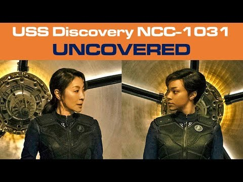 Thumbnail: Star Trek: DISCOVERY - USS Discovery NCC-1031 Starship REVEALED?
