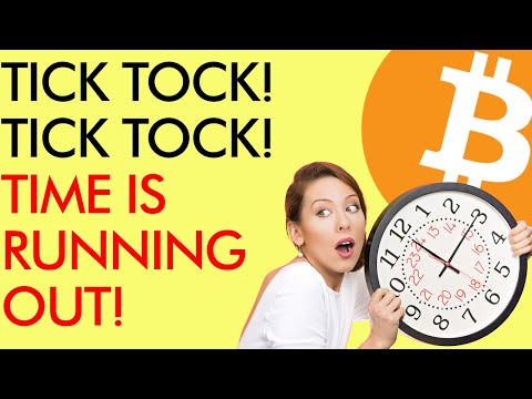 TRUTH TIME! YOUR CHANCE TO BUY BITCOIN UNDER $10,000 RUNNING OUT
