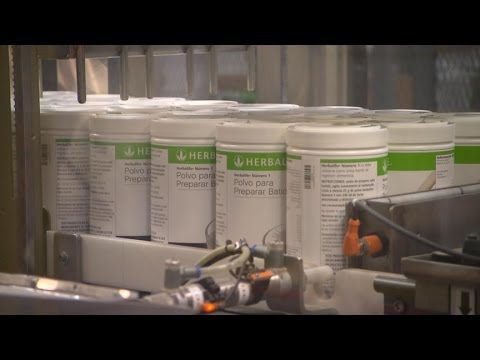 ABC News Investigates Controversial Diet Shake Company Herbalife