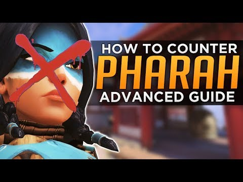 Overwatch: The BEST Ways to COUNTER Pharah - Advanced Guide