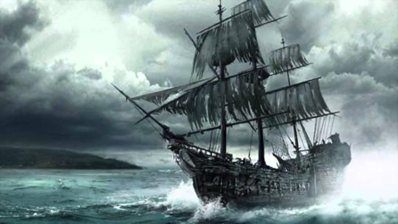 The Caleuche - Phantom ship