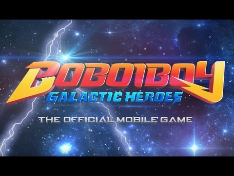 BoBoiBoy: Galactic Heroes RPG Game By 8elements Asia Pacific Ltd (Android/iOS Gameplay)