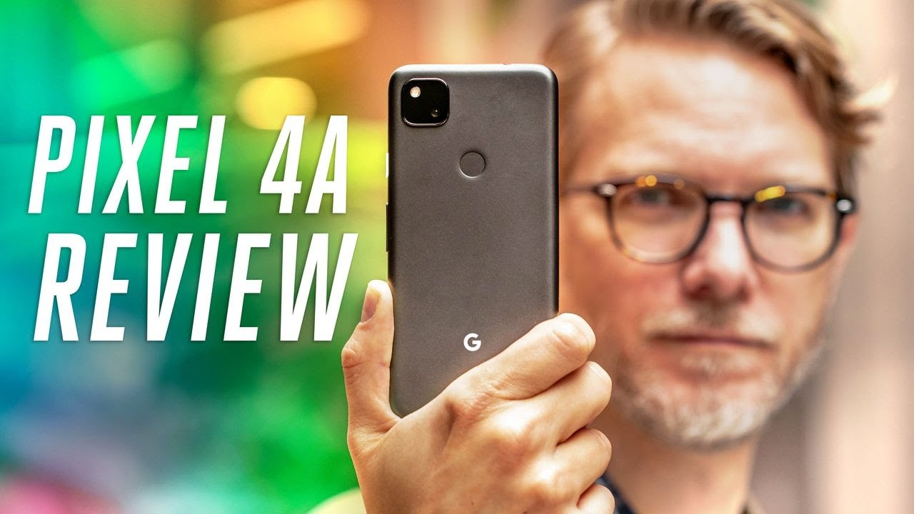 Pixel 4A review: $349 for the basics - The Verge