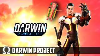 my ARCH NEMESIS is BACK! (MrHotDog)  Darwin Project (*NEW* Launch Update!)