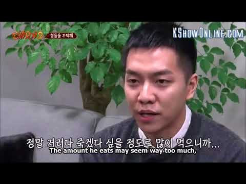 How to describe kang hodong, eun ji won and lee soogeun (by leeseungi)