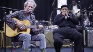 KEITH RICHARDS AND JAMES COTTON 2012 - LITTLE RED ROOSTER