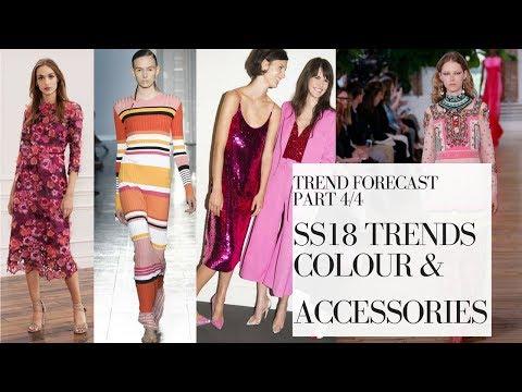 Key Accessory on the Catwalk Womenswear Trend for FallWinter 2015-16 modern