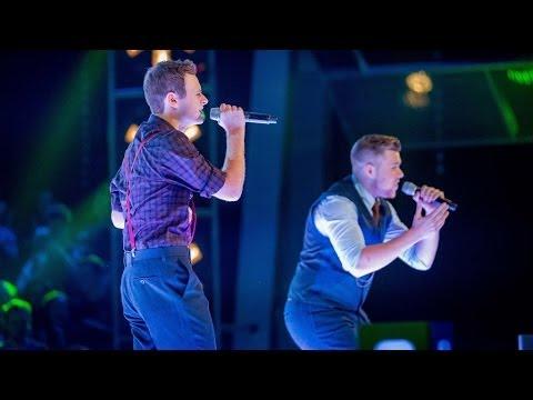 Joe Keegan Vs Jamie Johnson: Battle Performance - The Voice UK 2014 - BBC One