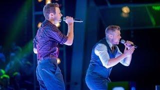 Joe Keegan Vs Jamie Johnson: Battle Performance - The Voice UK 2014 - BBC One thumbnail