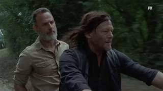 The Walking Dead   9. Sezon 4. Bölüm Kamera Arkası