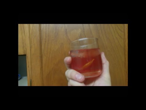 Rabid Parrots Makes An Old Fashioned