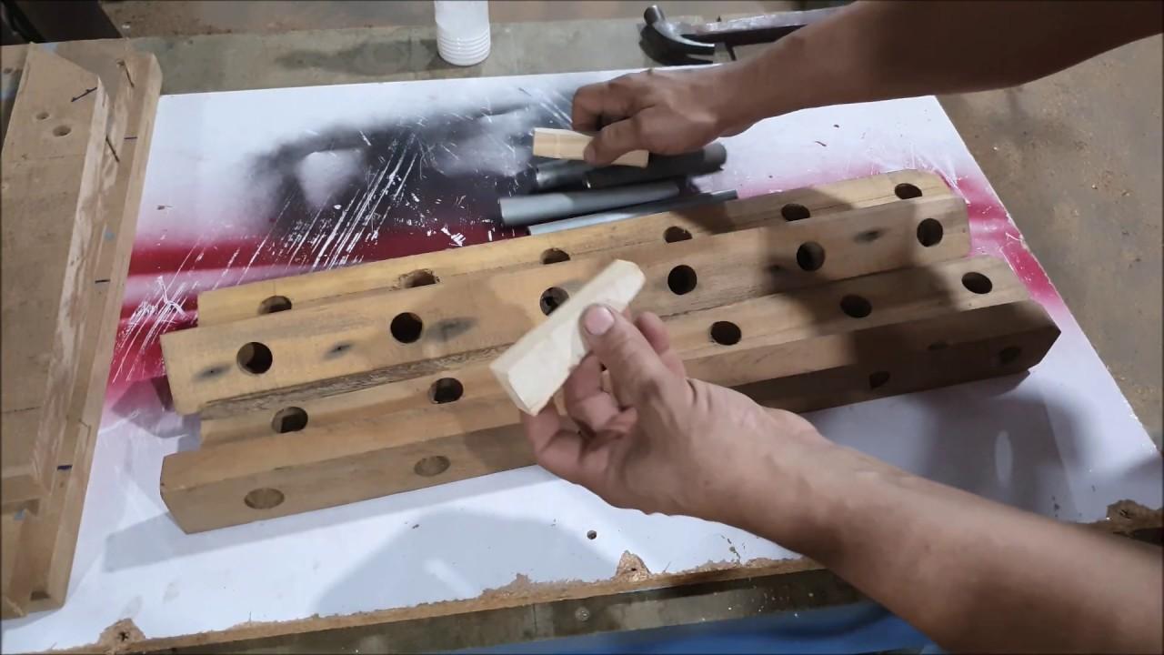 Grampo caseiro mais Barato e fácil de fazer do Mundo // The easiest homemade staple in the world