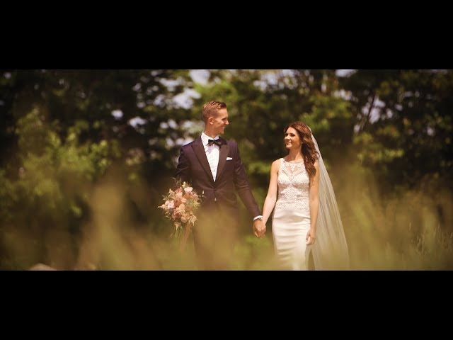 Zoriana + Stefan | A Dream Wedding Come True at Acton Golf Club