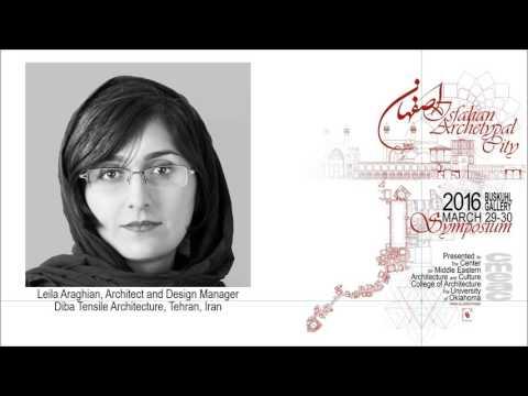 Isfahan Symposium.CMEAC.University of Oklahoma.March 2016