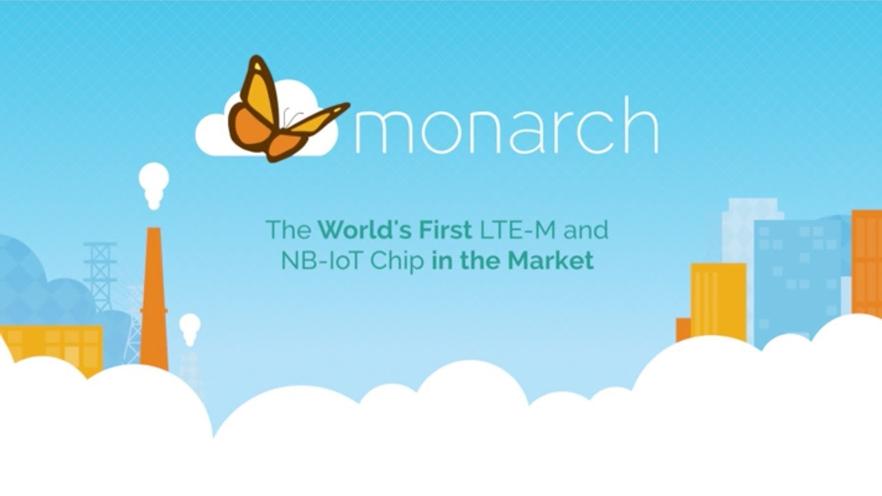 Monarch Cat M1/NB1 LTE Platform Solution