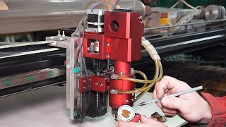 видео Лазерная резка  металла