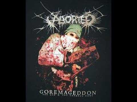 Aborted - The Saw and the Carnage Done