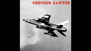 "Shotgun Sawyer ""Thunderchief"" (New Full Album) 2016 Stoner/Heavy Blues Rock"