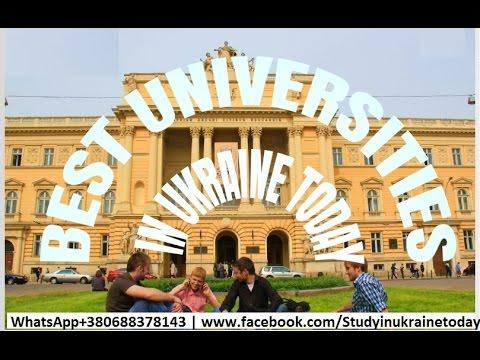 Universities of Ukraine  Part 2