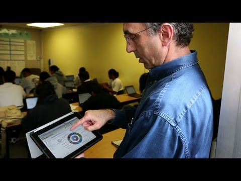 Blended Learning Energizes High School Math Students (Tech2Learn Series)