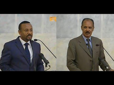 ERi-TV, Eritrea: Speeches